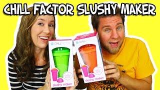 Chill Factor Slushy Maker Review