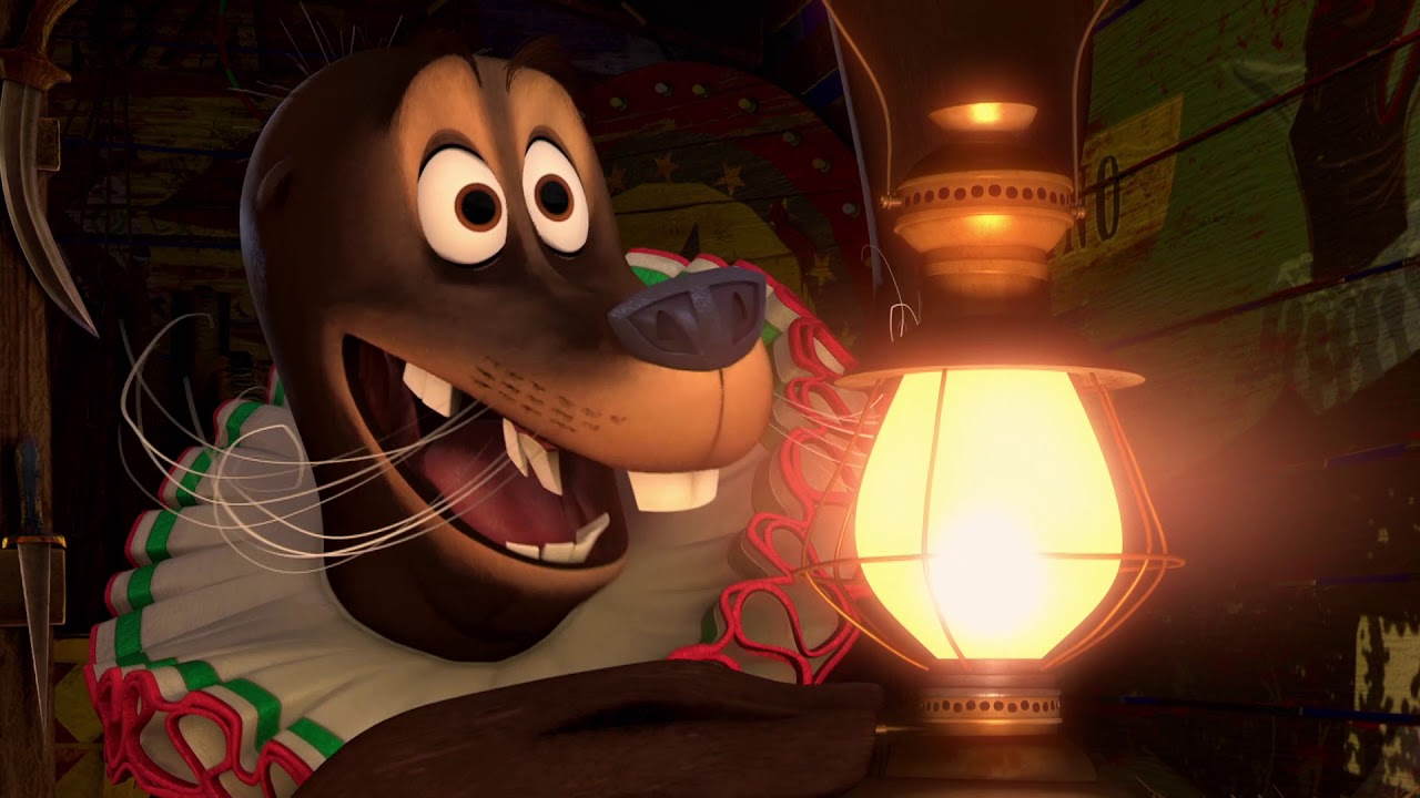 Download DreamWorks Madagascar   It's The Fuzz   Madagascar 3: Europe's Most Wanted   Kids Movies