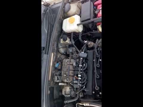 Замена термостата . Резвоздушка двигателя Chevrolet Lacetti