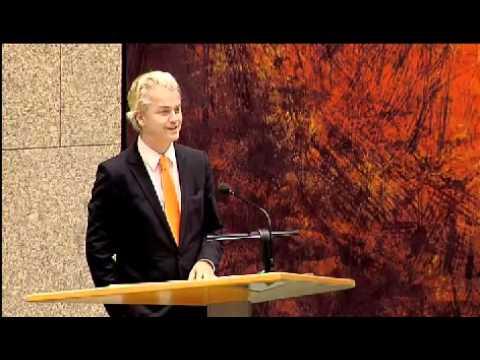 Verantwoordingsdebat 2011 - Geert Wilders in eerste termijn