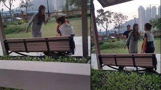 Video TKW Diteriaki dan Dihina oleh Seorang Wanita di Hong Kong