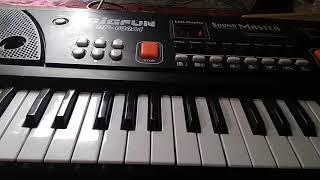 Ek Hazaaron Mein Meri Behna Hai in piano