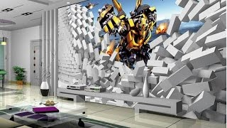 20 Most Stunning 3d Wallpaper For Decorating