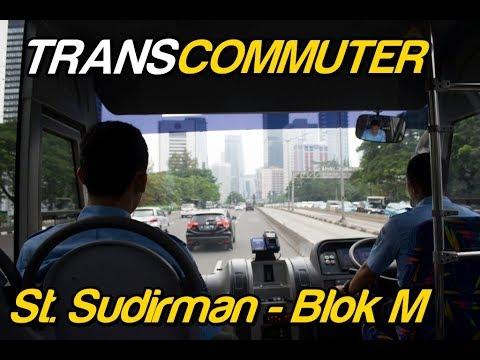 [TRIP] Peresmian dan Pengoperasian Bus Trans Commuter