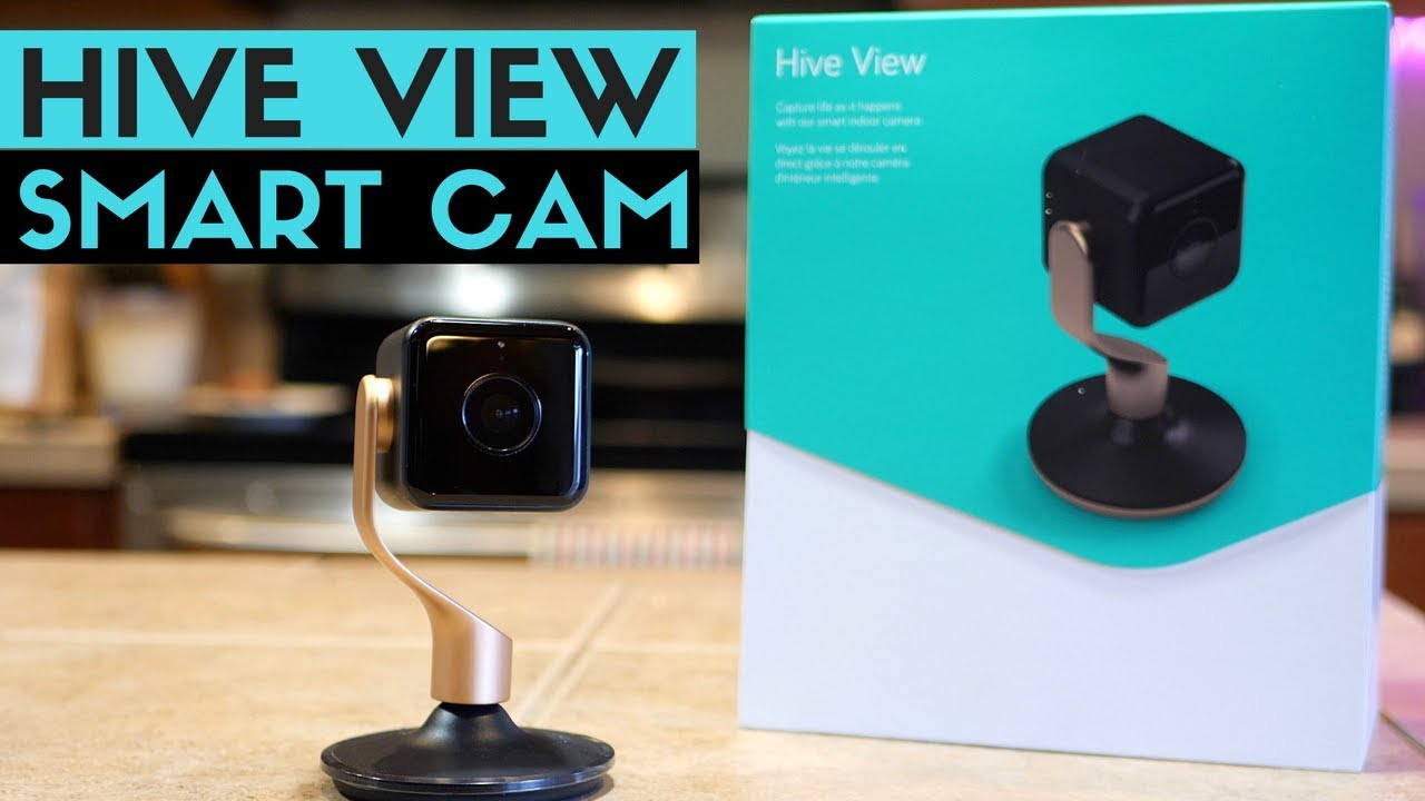 hive view the best smart home camera for 2018 youtube. Black Bedroom Furniture Sets. Home Design Ideas