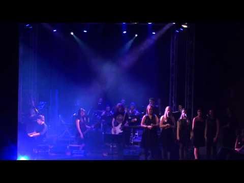 schoolconcert 2016 ISW Gasthuislaan JCS band uncut PART 2