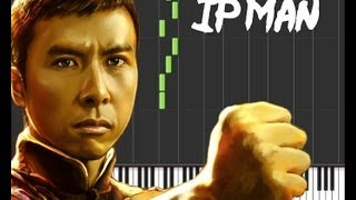 Ip man piano song
