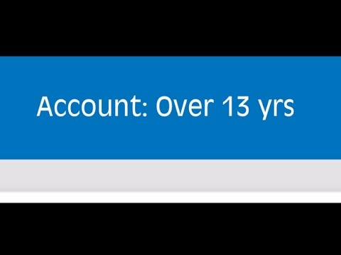 Roblox Account: Over 13 Yrs Explained YouTube