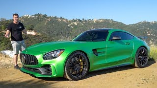 $184,000 Mercedes AMG GTR Review - BETTER Than A GT3RS? thumbnail