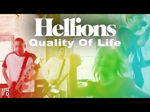 Hellions - Quality of Life [Official Music Video]