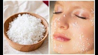 Cách tẩy tế bào chết bằng muối hiệu quả không kém gì spa   nhu the nao