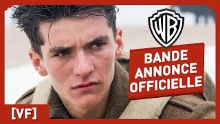 Dunkerque - Bande Annonce Officielle (VF) - Christopher Nolan