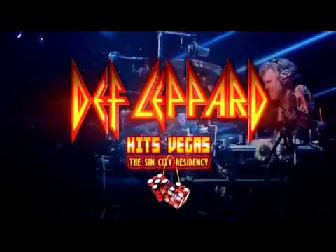 Jeff K - Def Leppard Becomes Latest Lonestar Rockers With Vegas Residency