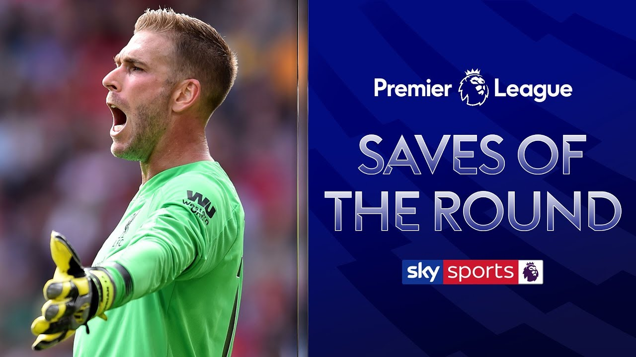 Best Premier League Saves of the Round | MD2