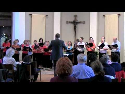 Le Corbeau et le Renard - J DE LA FONTAINE J FROCHOT Chorale Française de Boston