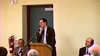Robert Metz's Speech to the Voice of Canadians re: Canada's Census