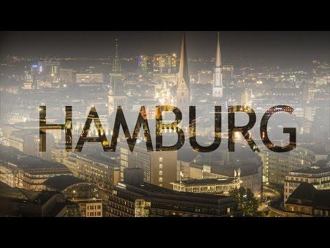 Hambourg en une minute - ville hanséatique cosmopolite