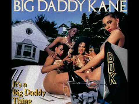 BIG DADDY KANE  WARM IT UP KANE