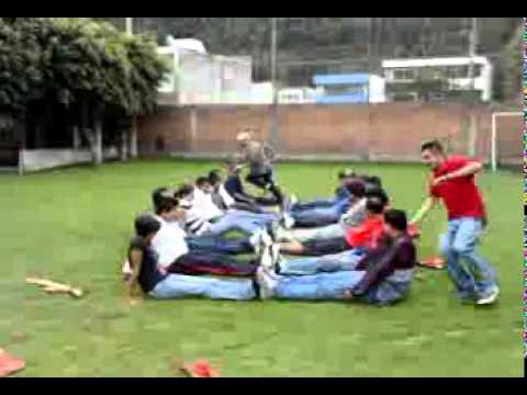 8 Congreso Cecufid Morelia 2011 Juegos Recreativos Troncos Youtube