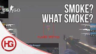 Smoke? What Smoke? (CS:GO Overwatch #11)