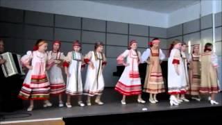 240 Образцовый детский ансамбль песни и танца Весенние проталинки, младшая группа Потешки г Тихвин