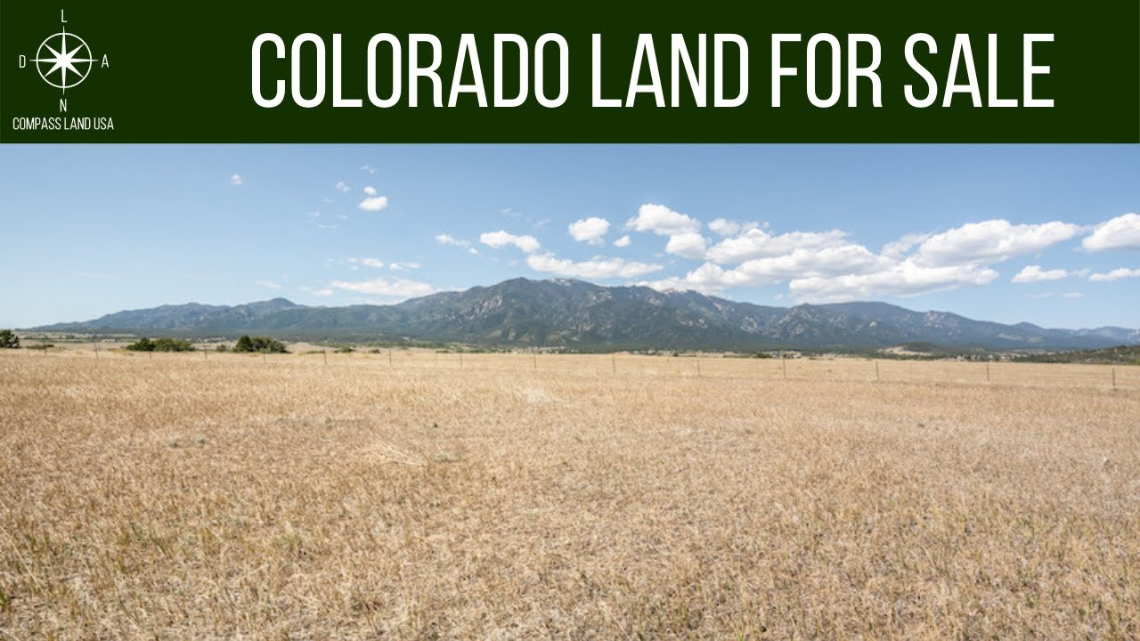 SOLD By Compass Land USA - 0.39 Acres Land for Sale in Colorado City Pueblo County Colorado