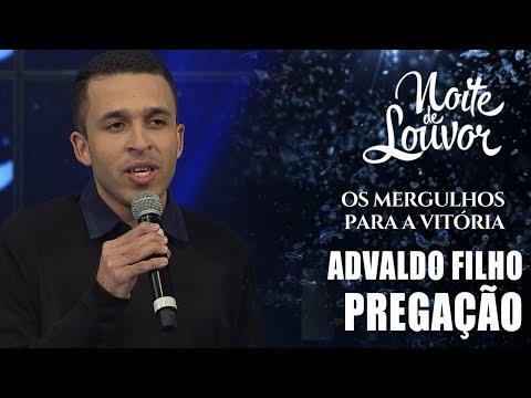Pregação | Advaldo Filho | Noite De Louvor | 08/07/2019 [CC]