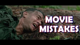 Forrest Gump MOVIE MISTAKES, , Facts, Scenes, Bloopers, Spoilers and Fails