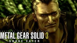 Die Furcht im Schatten   #03 Metal Gear Solid 3: Snake Eater