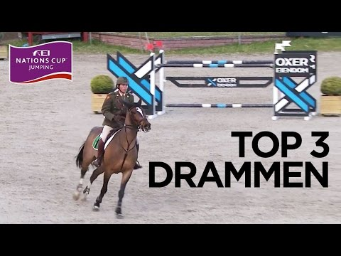 Ireland on Top in Drammen | FEI Nations Cup™ Drammen