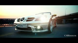 Прокат Mercedes SLK200. Аренда спортивного автомобиля в Москве(, 2015-05-12T12:47:55.000Z)