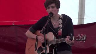 Ethan Harris - Remember When (cover) - Live at the Otsego County Fair