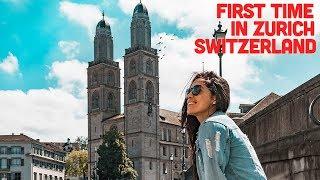FIRST TIME IN ZURICH SWITZERLAND