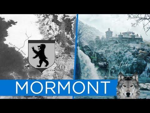 HAUS MORMONT: Geschichte & Entwicklung - Game Of Thrones History