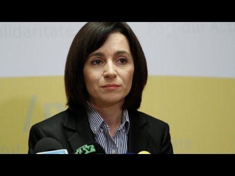 Maia Sandu, la Adevărul LIVE Moldova