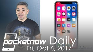 iPhone X forecasted a late bloomer, BlackBerry Motion & more   Pocketnow Daily