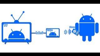 Смартфон в качестве пульта управления для ТВ-приставки и планшета на Android(, 2013-05-07T12:34:28.000Z)