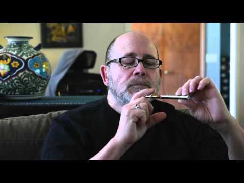 Medical Marijuana Demo: Watch how it works using a vape pen