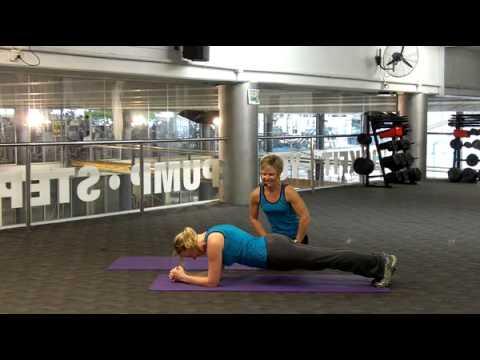 Post Natal Floor Workout