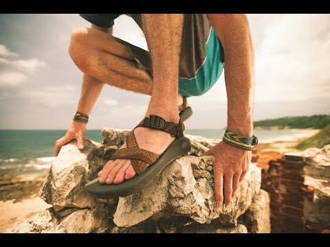 The New Z/Cloud Sandal from Chaco