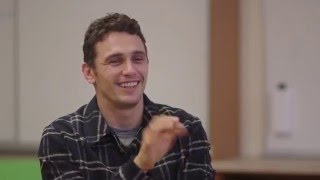 James Franco discusses adapting his mother's novel Metamorphosis