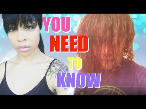 Keratin Treatment On Natural Hair - What You Should Know