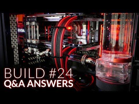 Build #24 QA Answers