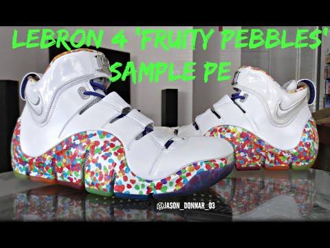 5e8b67f0fc82 Nike LeBron 4 IV