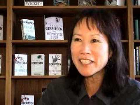 Tess Gerritsen interview - January 2007 (part one)