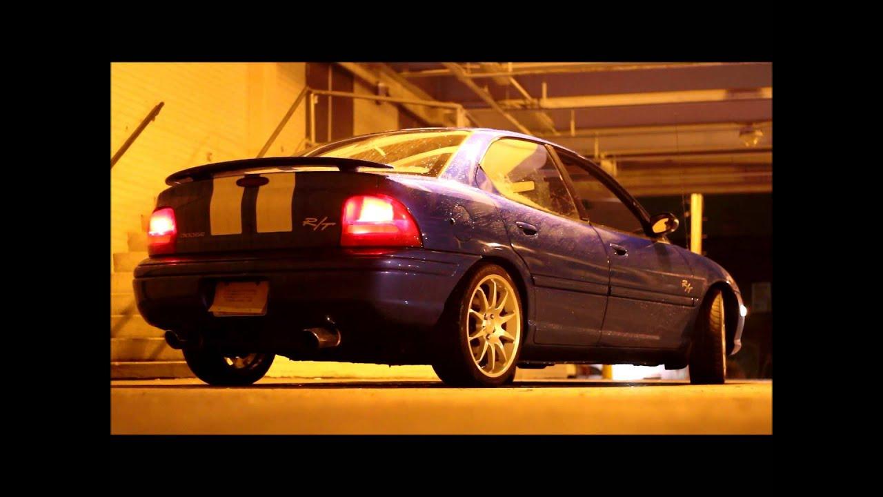 1998 Dodge Neon R  T Exhaust