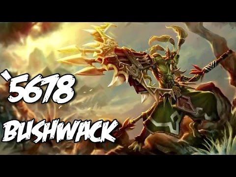 Hon เกรียนๆ Let's play Bushwack จังหวะปาฏิหาริย์ By ตั้น'5678