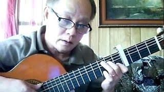 Nhìn Những Mùa Thu Đi (Trịnh Công Sơn) - Guitar Cover