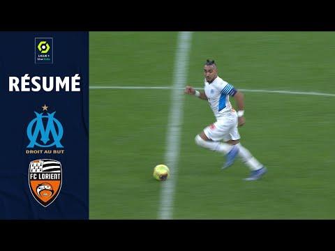 OLYMPIQUE DE MARSEILLE - FC LORIENT (4 - 1) - Résumé - (OM - FCL) / 2021-2022