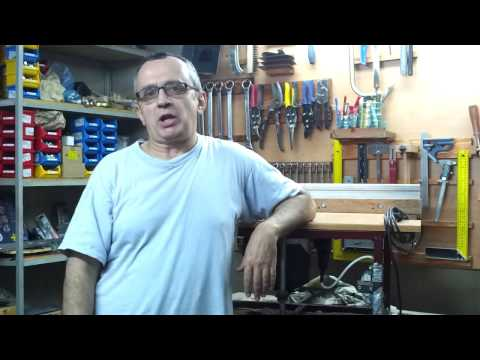 Router tables: 50-years old problem of table sagging solved, Slavisa Nesic